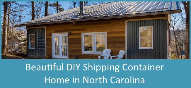 DIY Family Shipping Container Home Blog Cover