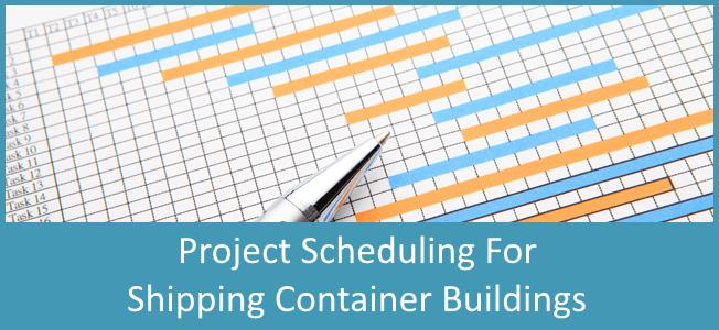 Shipping Container Home Construction Timeline Example Blog Cover