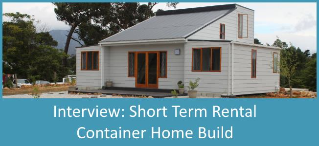 south africa container home rental
