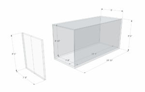 20ft General Purpose High Cube Dimensions