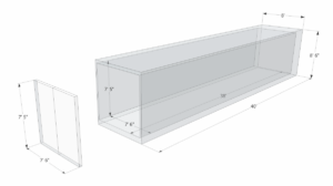 40ft Refrigerated Container Dimensions
