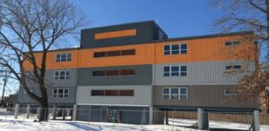 Broadmeadow Shipping Container Home