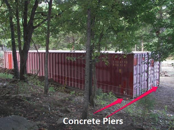 Concrete Piers Foundation 2