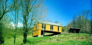 Robyn Volker Shipping Container Home