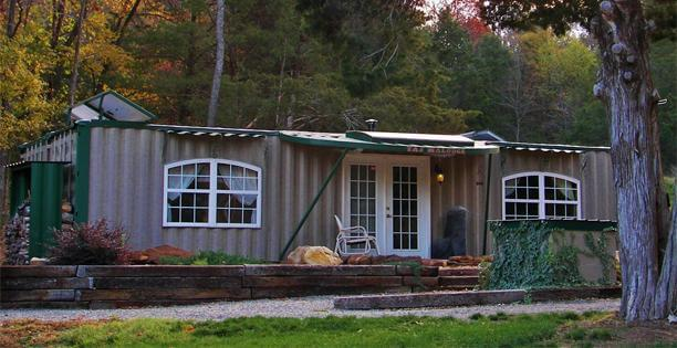 Shipping Container Cabin One