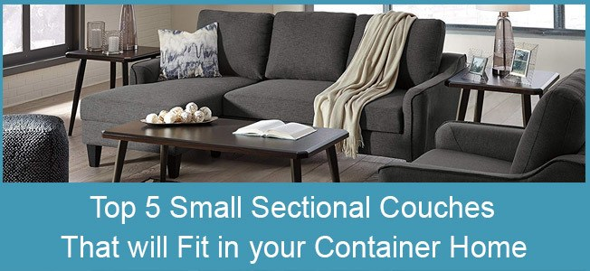 Top 5 Small Sectional Couches
