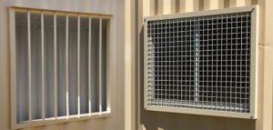 bar mesh window
