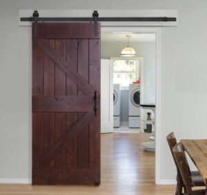 example of a barn door