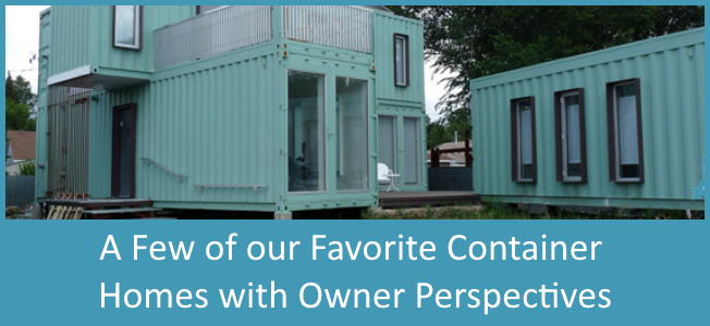 23 Stunning Shipping Container Homes