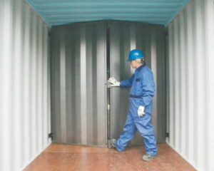 container-divider-wall