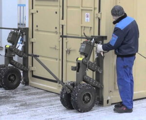 container-pneumatic-wheel-jack