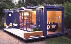 container-she-shed-deck