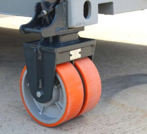 container-steel-wheel-caster-double