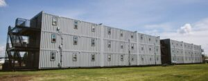 container workforce housing