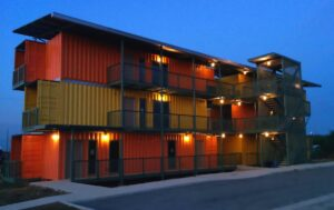 Encinal Container Apartments