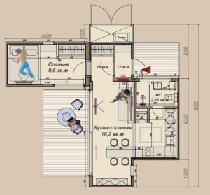 pumpkin house floorplan 1