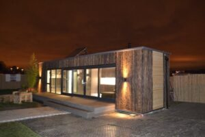 ireland ripple container house