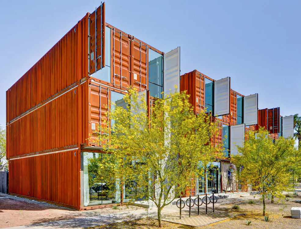 7 Best Shipping Container Apartments Discover Containers