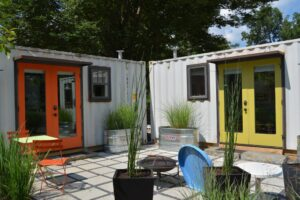 Atlanta Backyard Container Homes