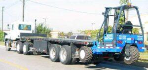 Piggyback Forklift
