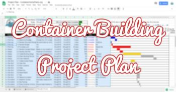Project Planner Screenshot
