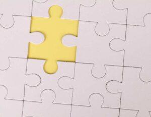 puzzle piece missing