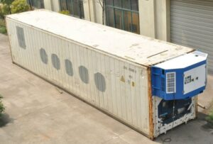External Refrigerated Container