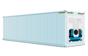 Integrated Refrigeration Container