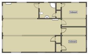 second story floorplan