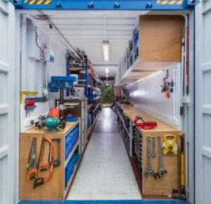 single-container-workshop