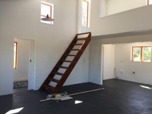 Interior Stair View