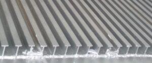 T-section floor